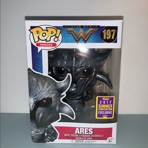 Ares Wonder Woman Funko POP! 197 Exclusive